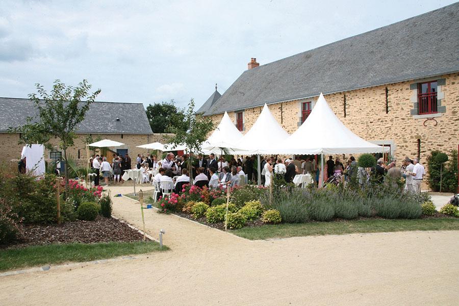 Salle Mariage en Mayenne