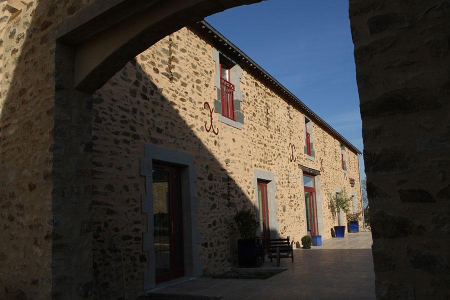 Le Domaine des Assis en Mayenne (53)