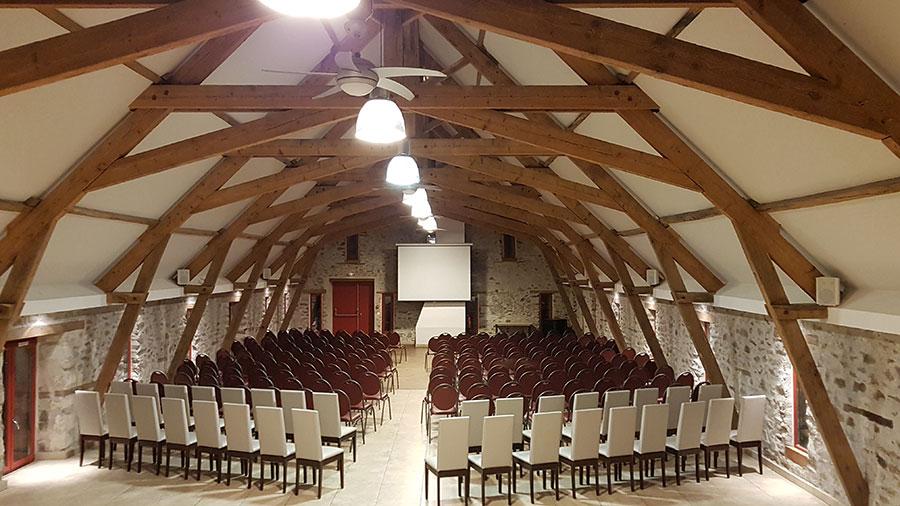 Salle de Séminaires à 10min de Laval (Mayenne)